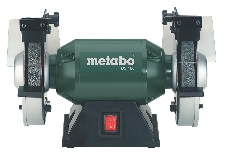 METABO DS 150 Оборуд. электро   Заточной станок (Точила) Точило Metabo DS150  350-Вт / 2980 об/мин / Размер заточного круга-150mm