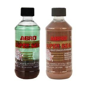 ABRO SS-822 ГЕРМЕТИК   Сис.охл. Радиатора (Professional)  Жидкий, для слож.рем.