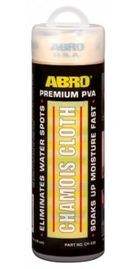 ABRO CH-338 Тряпка в пласт. коробке большая  ОРИГ.