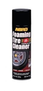 ABRO TC-800 Очиститель   Колёс шин чернитель (пена)  FOAMING TIRE CLEANER