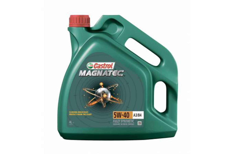 CASTROL MAG B-4L Масло авто моторн.    5W40 MAGNATEC benzin 4L  СИНТ.