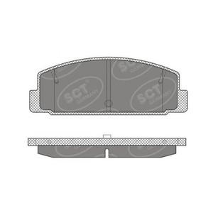 BOLDER BDR318 КОЛОД.ДИСК. MA*6/323/626/RX7  ЗАД