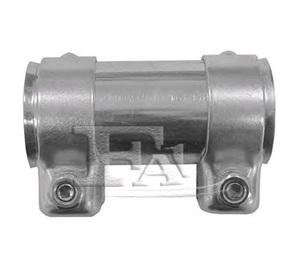 FA1 114-951 Хомут   Двойной Глуш. 50-54,50mm сгон (адаптер)  L=110mm