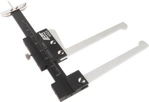 JTC JTC-4323 Инструм. шт.   Измерительный Штангенциркуль (0-60mm)  Замер толщины тормозн, диск, и глуб. протектора