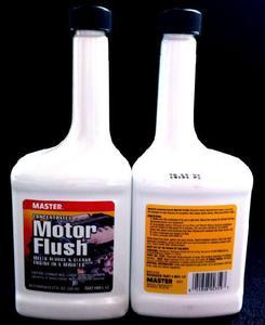 MASTER MFL-12 Очиститель   Масл. сист. Двигат.(внут) до 6л масл.сист.  MOTOR FLUSH   5 min
