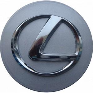 КИТАЙ K37772 Колпачок   На диск LEXUS  D=62mm