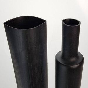 DAMMER K28921 Кембрик   Термо D=8mm чёрн  (20cm)