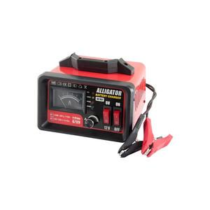 ALLIGATOR AC-807 Зарядн. устр-тво   для авто 10А (амперметр+вольтметр)  110Вт  6-12V