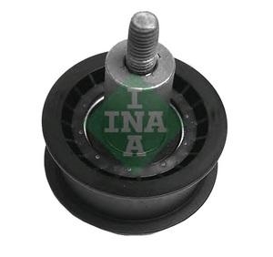 INA 532 0167 10 Ролик   ГРМ A*VW* 1,4 16V  99- параз.  Глад. с/болт.