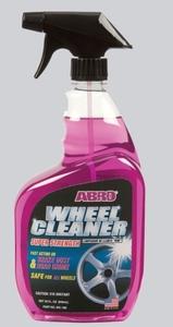 ABRO WC-160 Очиститель   Колёс дисков Конц.моющ.сред. WHEEL CLEANER  На холодную поверхность