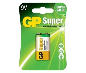 GP 1604A Батарейка   Стандартные ALKALINE 1604A U1
