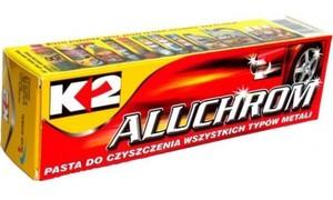 K2 ALUHROM Полироль   Металла Aluchrom, (для хрома, алюминия и др. металлов)  Рекоменд. для консервации алюмин. дисков.