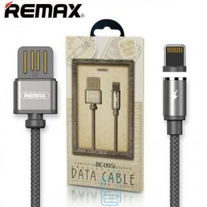 REMAX RC-095i АКСЕССУАРЫ Шнур USB IPHONE 4/5/5s/ipad  1m на магните, с подсветкой