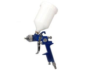 PROGRESS 6117 Инструм. шт.   Малярный Пульверизатор H-827 синий  AURITA  HVLP, дюза 1,3mm  3-4 бар