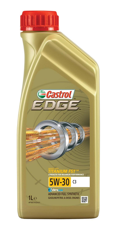 CASTROL EDGE-1L Масло авто моторн.    5W30 EDGE  1L  C3  СИНТ.