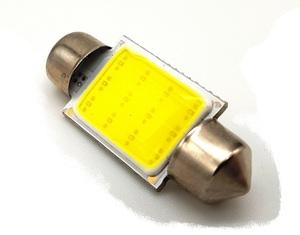 КИТАЙ 70000289 Диод световой 12v   C10W (SV8,5) L=36mm  Подсв. салона, багажн., номерн. знака.