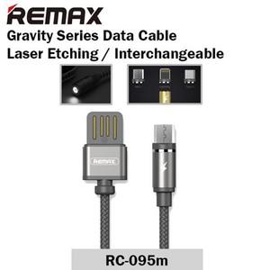 REMAX RC-095m АКСЕССУАРЫ Шнур USB/ANDROID  1m на магните, с подсветкой