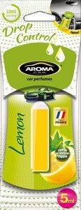 AROMA CAR 92289-DP Аромат DROP CONTROL (LEMON)  Подвесной цилиндр