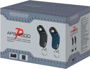 SHERIFF APS-2500 Сигнализац.   Односторонняя SHERIFF   APS-2500  30м радиус