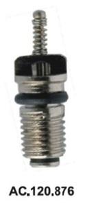КИТАЙ AC.120.876 ЗОЛОТНИК   кондиционера M 6 высокого давления R-134A (HP)  легковые, грузовые, автобусы, спецтехника
