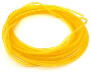 -------  K43153 Шланг   Омывателя Силикон. жёлт. прозр.  d=4,0mm D=5,6mm