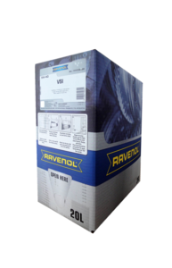 RAVENOL VSI-20L Масло авто моторн.    5W40 VSI  1L   (BOX 20L)  СИНТ.