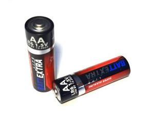 КИТАЙ AA LR6 Батарейка   Стандартные ALKALINE  EXTRA Life   1.5V (в блист. 8шт.)