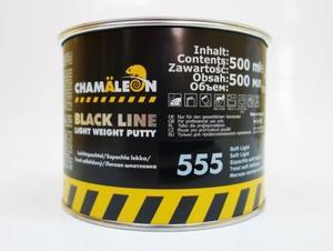 Chamaleon 15554 Шпатлёвка Softlight - 500 мл.=1кг.  Мягкая, лёгкая, мелкозерн.(сразу под грунт)