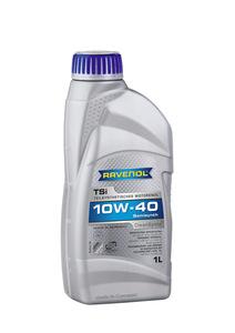 RAVENOL TSI-1L Масло авто моторн.   10W40 TSI    1L  П/СИНТ +PAO