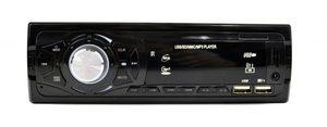 КИТАЙ MP3-617L МАГНИТОЛА АВТО без CD/DVD малая  USB/SD/AUX