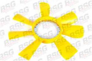 BSG BSG30-515-002 Крыльчатка   Вентилятора радиатора  F*TRS 2,5D  ЖЁЛТАЯ