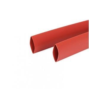 DAMMER 10625 Кембрик   Термо D=7mm красн  (20cm)