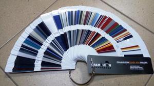 Chamaleon 51000 Инструм. шт.   Малярный Каталог цветовой Ready Mix Color  Веер (203 стр.)