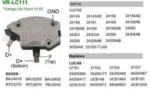 КИТАЙ ARL7223AD РЕЛЕ ЗАРЯДКИ F*TRS 2,5D -00  ford sierra/transit 2.0/1.8-2.5d 85-93