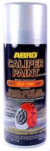 ABRO CP-555-SIL Краска   Аэр. Выс.темпер. д/супп. hi-temp 260С  Сер. Ceramic high-t 260С