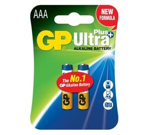 GP 24AUP U2 Батарейка   Стандартные ALKALINE 24AUP U2   1.5V 1150 мАч (в блист. 2шт.)