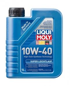 LIQUI MOLY 9503 Масло авто моторн.   10W40 Super Leichtlauf 1L   П/СИНТ