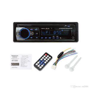 КИТАЙ JSD-520 МАГНИТОЛА АВТО без CD/DVD +BLUETOOTH  USB/SD/AUX
