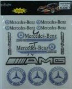КИТАЙ K20977 НАКЛЕЙКА   Ассорти ПЛАКАТ MB 30,0х24,0cm разные  эмблемы надписи значки