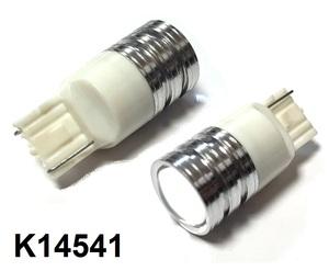КИТАЙ K14541 Диод световой 12v   W21W (W3x16d) Бел.  1-led