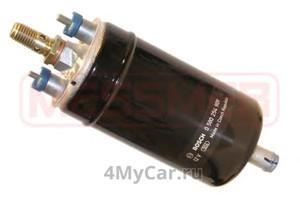 BOSCH 0580254909 НАСОС ТОПЛ. A* / BM* / PG* / VW* / VL* /   3,00/6,50          BAR  нар 150L/H