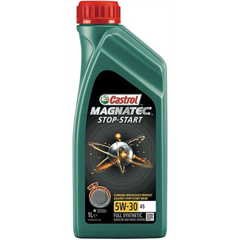 CASTROL MAG-SS-1L Масло авто моторн.    5W30 MAGNATEC STOP START  1L  A5  СИНТ.