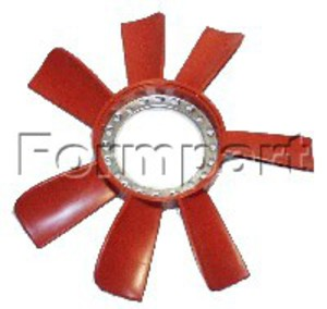 FORMPART 1522012 Крыльчатка   Вентилятора радиатора  F*TRS 2,0  КРАСНАЯ
