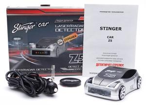 STINGER Z5 STR Детектор Радара