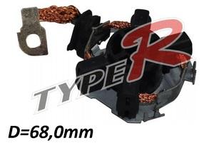 TYPE-R 13BOS10012 ЩЁТКОДЕРЖАТЕЛЬ FT*DBL  1.9JTD  12V, 1.8 KW  5x16x12,8mm