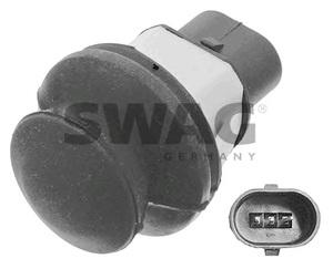 SWAG 30919418 Кнопка   Двери Полож.(откр/закр) VW*G3/4 / PL / SH 95-  Б/фикс.
