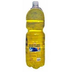 ADIFED K10133 Очиститель   Стекла ЛОБОВ. (В БОЧ. ОМЫВ.)-30C румыния  жёлтый