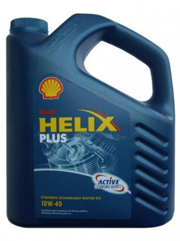 SHELL PLUS-1L Масло авто моторн.   10W40 PLUS   1L  П/СИНТ