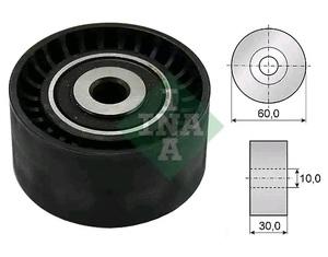 INA 532 0321 10 Ролик   ГРМ F*CTR*PG 1,4-1,6 HDI параз.  Глад.