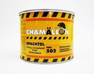 Chamaleon 15025 Шпатлёвка Finish - 0,975 кг.  2-комп. мелкозерн. полиэфир.